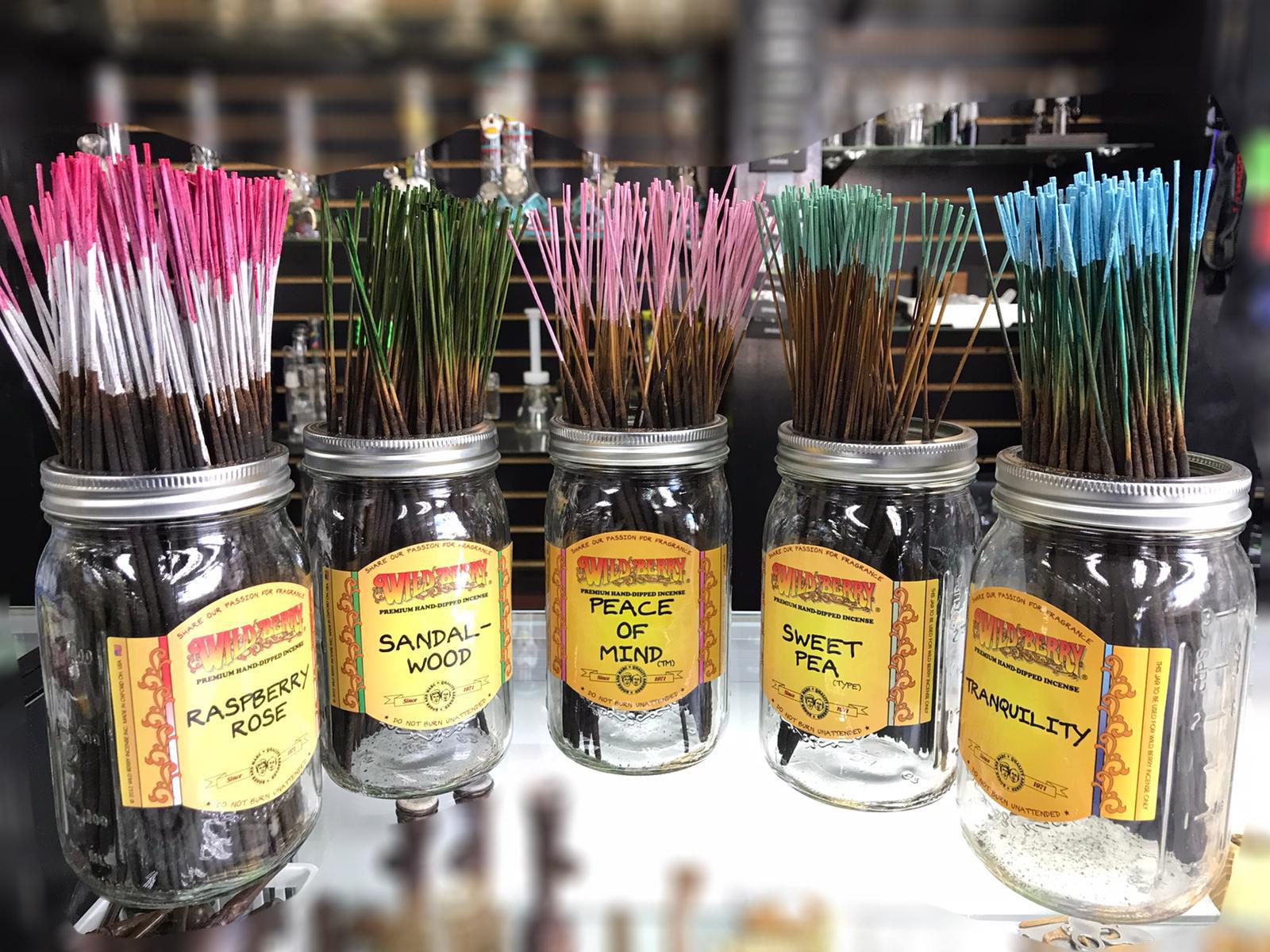 Incense fragrances  in kc