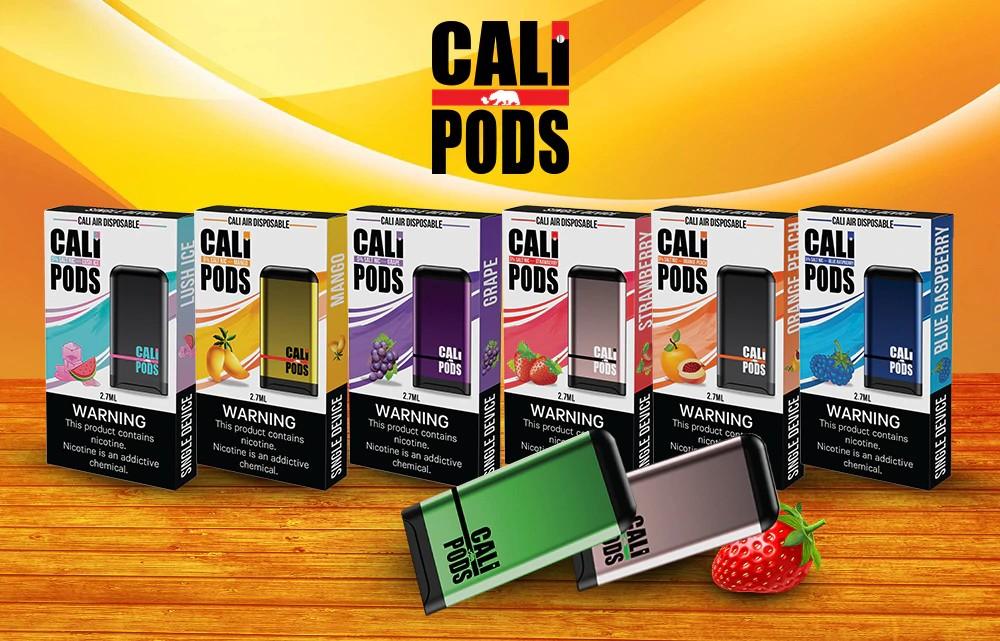 Cali air disposable pods in Kansas city
