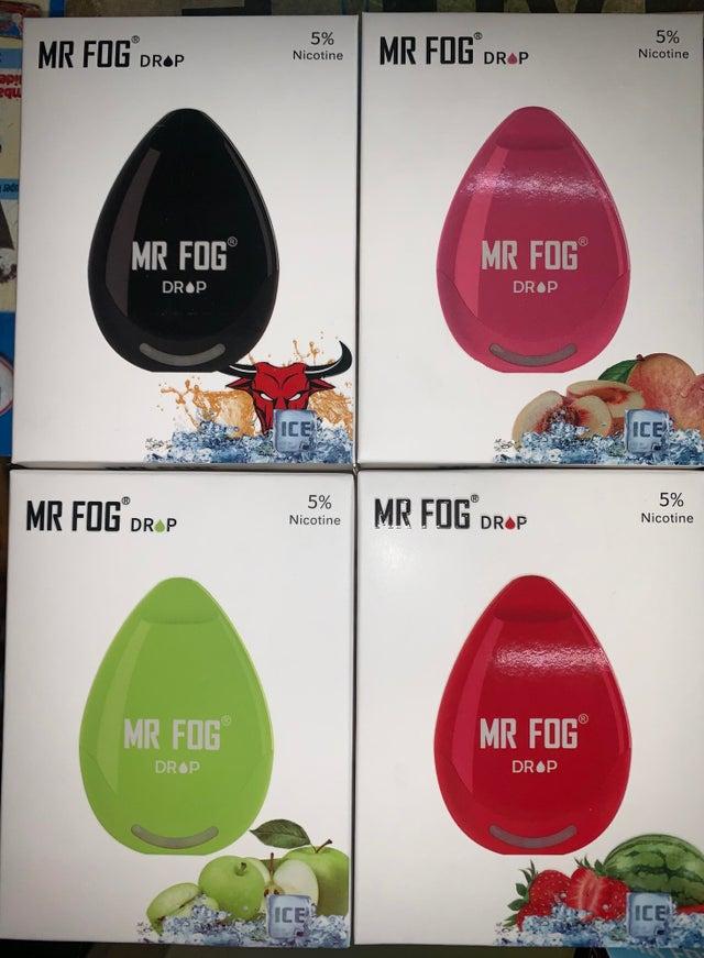 Mr fog Drop Disposable