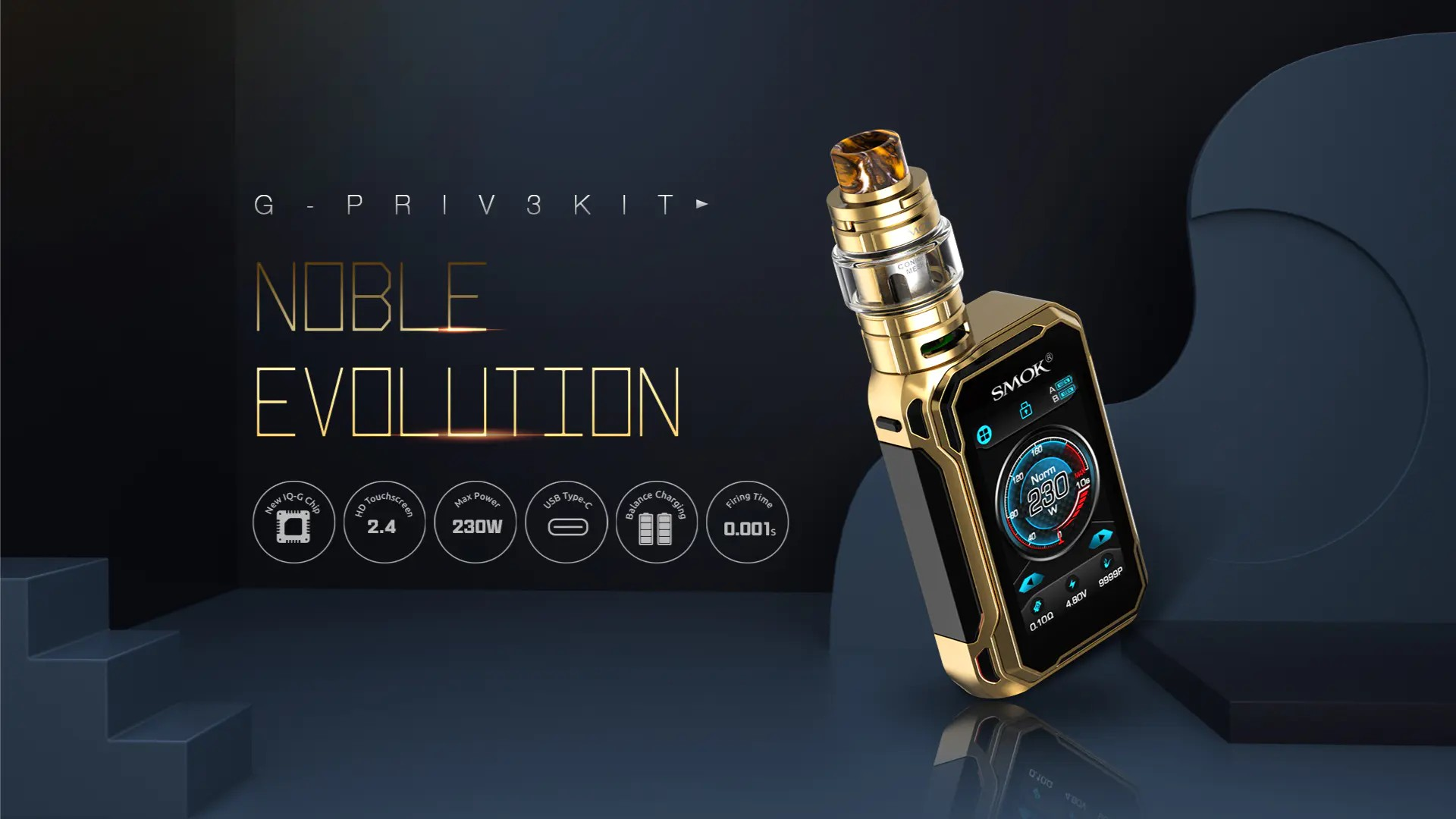 Smok G Priv 3 Box Mod