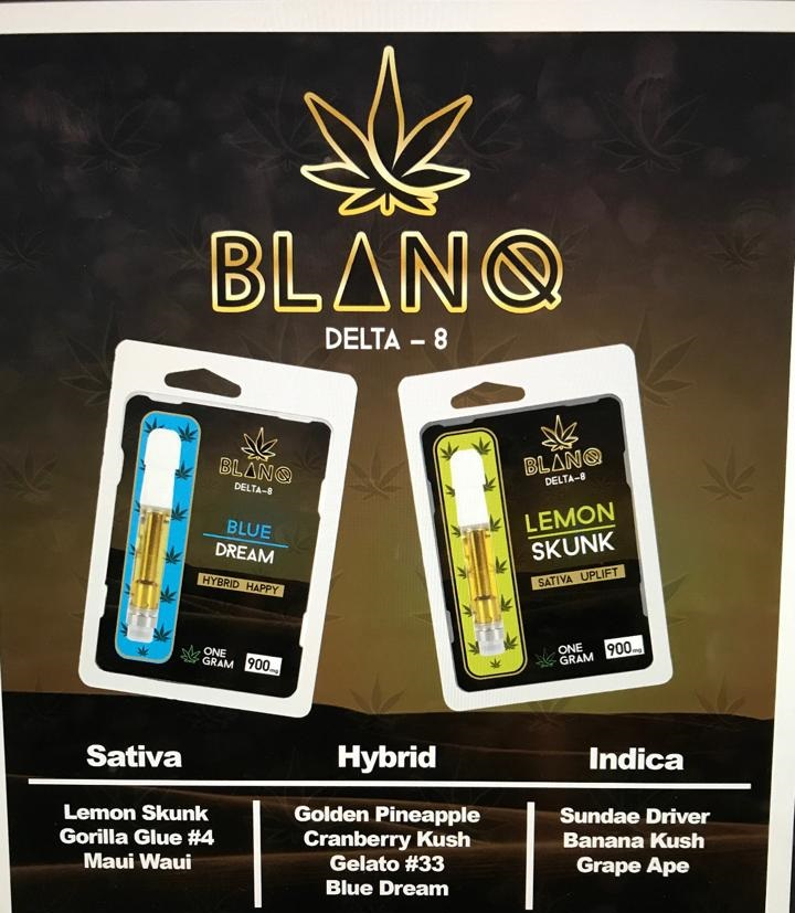 Delta 8 CBD Cartridges